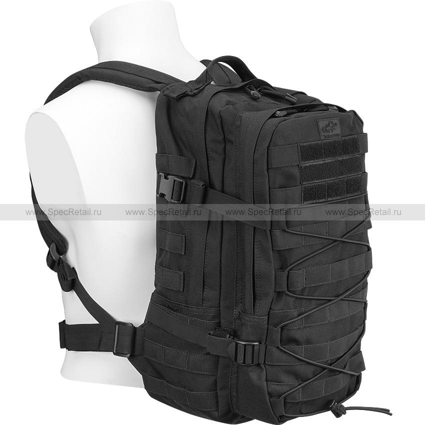 """Тактический рюкзак """"Racoon I"""" 20 литров (Tactical PRO) (Black)"""