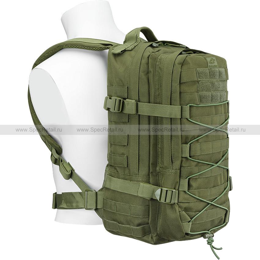 """Тактический рюкзак """"Racoon I"""" 20 литров (Tactical PRO) (Olive)"""