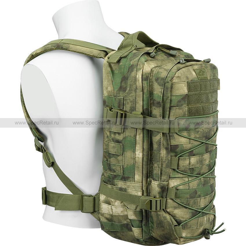 """Тактический рюкзак """"Racoon I"""" 20 литров (Tactical PRO) (Мох)"""