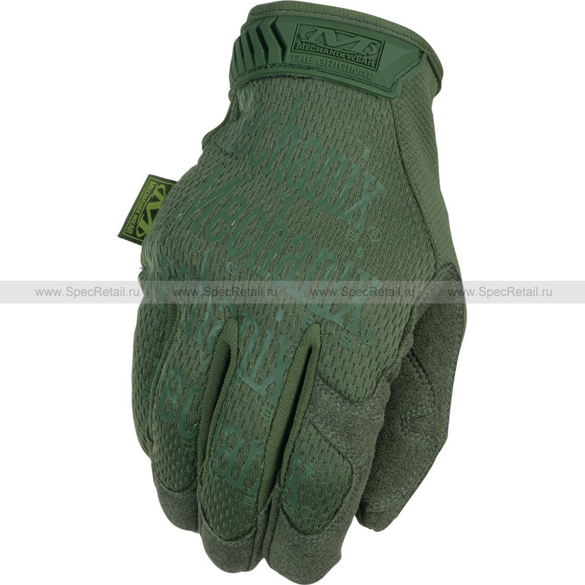 Перчатки Mechanix Glove Original (Olive)