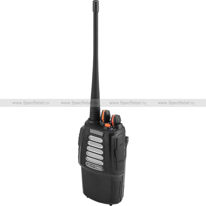 Радиостанция TK-F6 Turbo, однодиапазонная (9 Вт)