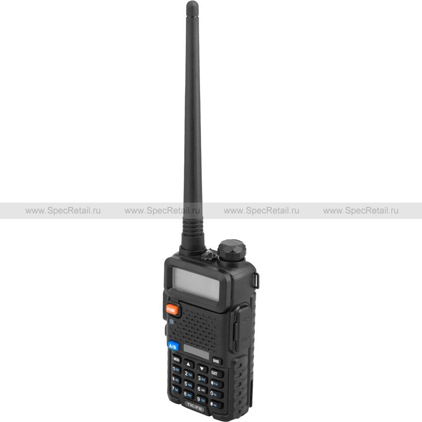 Радиостанция TK-F8, двухдиапазонная (7 Вт)