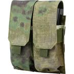 Подсумок для магазинов M4/M16, двойной (A-TACS FG)