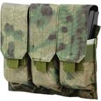 Подсумок для магазинов M4/M16, тройной (A-TACS FG)