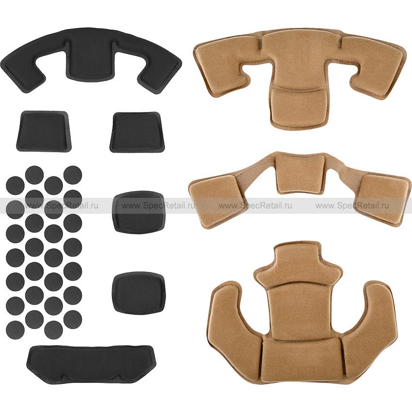 Подушки подвеса шлема (FMA)