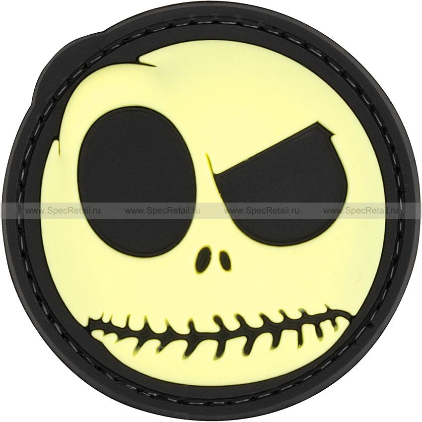 "Шеврон ПВХ ""Джек"", диаметр 5.8 см"
