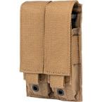Подсумок под пистолетные магазины, двойной (Ars Arma) (Coyote Brown)
