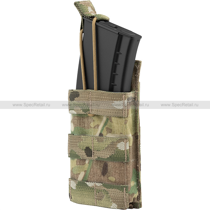 Подсумок под магазин АК или M4, быстрый доступ (Ars Arma) (Multicam)