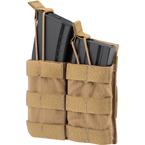 Подсумок под 2 магазина АК или M4, быстрый доступ (Ars Arma) (Coyote Brown)