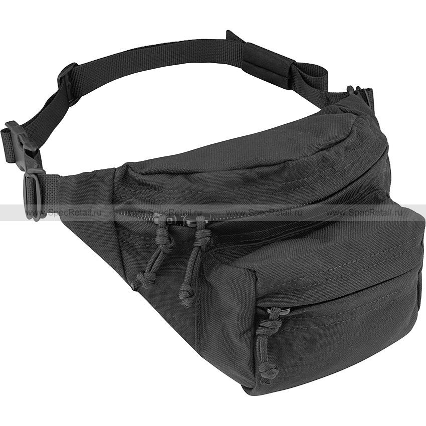 Тактическая поясная сумка (Ars Arma) (Black)