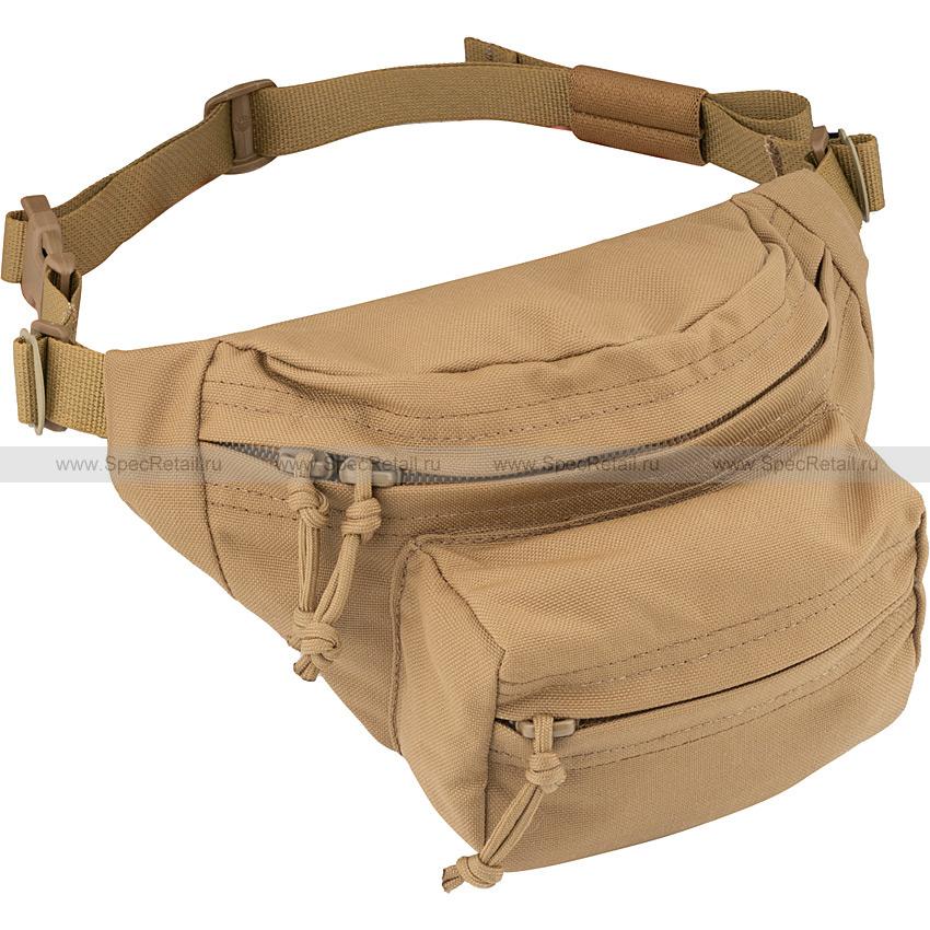 Тактическая поясная сумка (Ars Arma) (Coyote Brown)