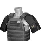 Защита на плечи (Ars Arma) (Black)