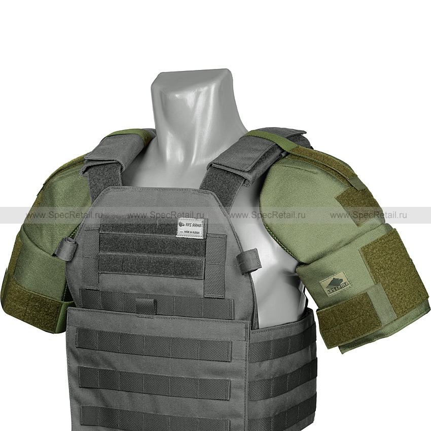 Защита на плечи (Ars Arma) (Olive)