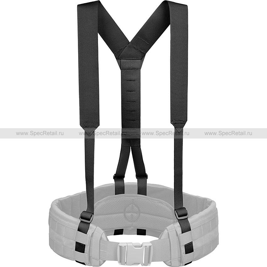 Плечевые лямки для пояса (Ars Arma) (Black)
