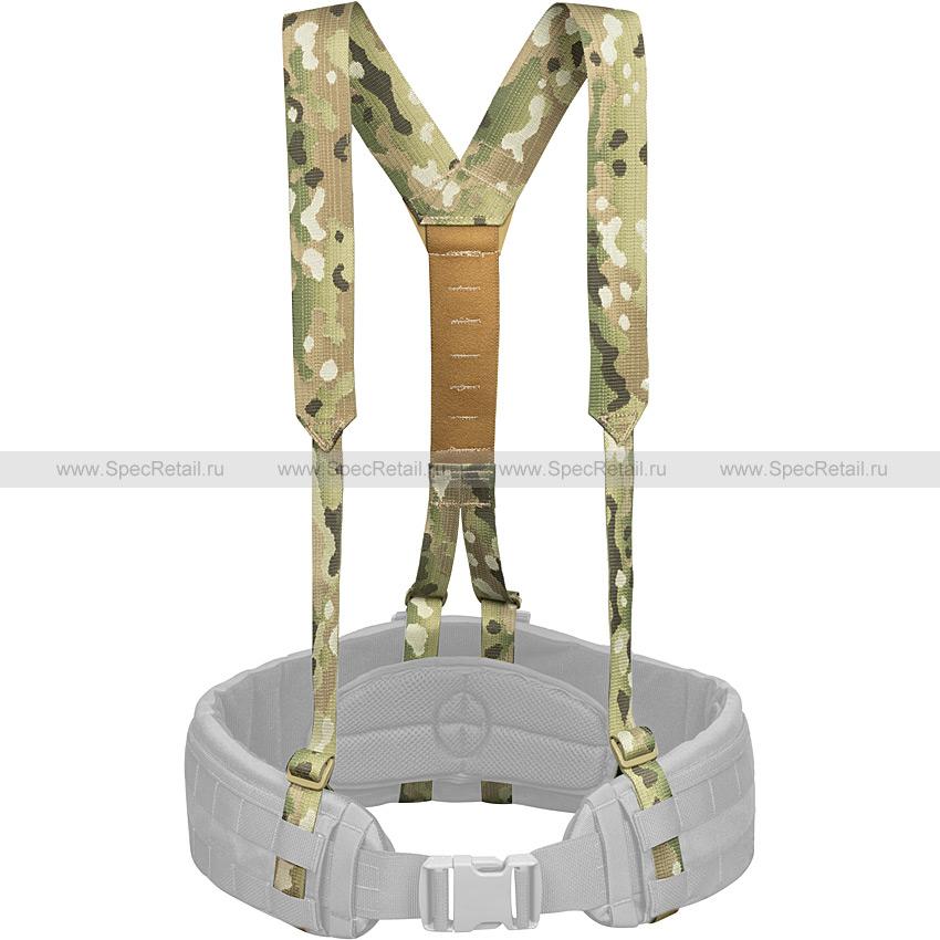 Плечевые лямки для пояса (Ars Arma) (Multicam)