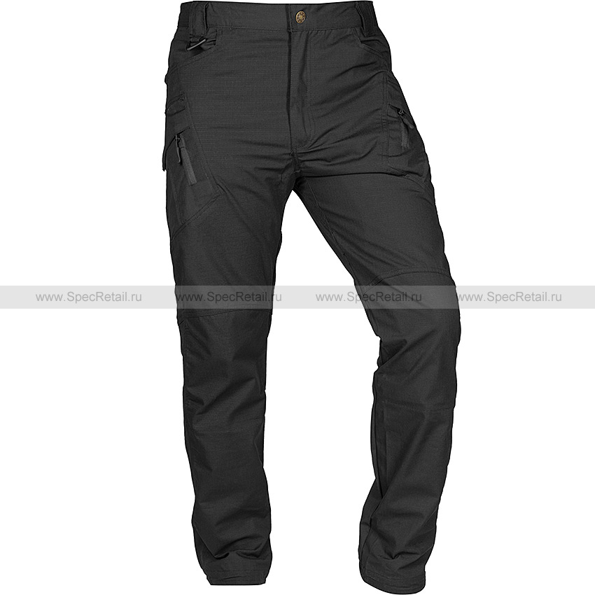 Тактические брюки городские IX9 Tactical (Black)