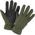 Перчатки софтшелл Thinsulate (Mil-Tec) (Olive)
