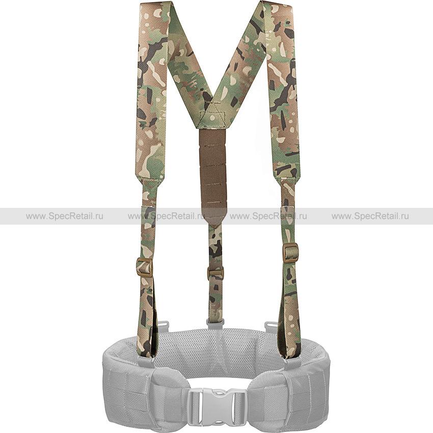 Подтяжки для разгрузочного пояса (WARTECH) (Multicam)