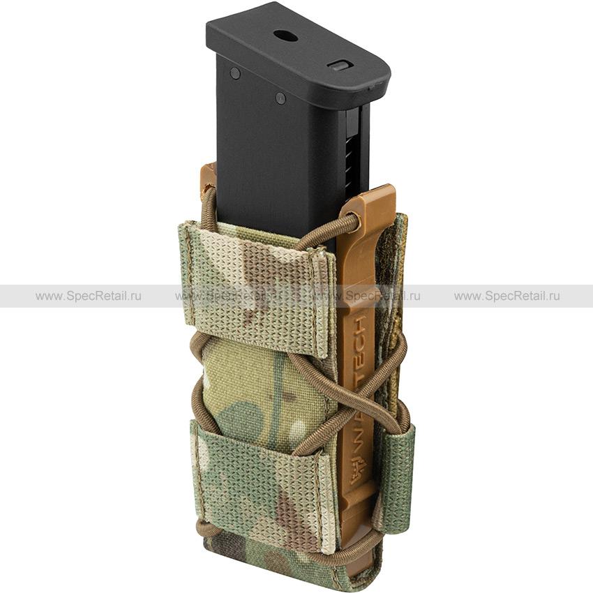 Подсумок для магазина пистолета (быстрый) (WARTECH) (Multicam)