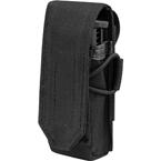 Подсумок для магазина пистолета (с клапаном) (WARTECH) (Black)