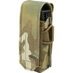 Подсумок для магазина пистолета (с клапаном) (WARTECH) (Multicam)
