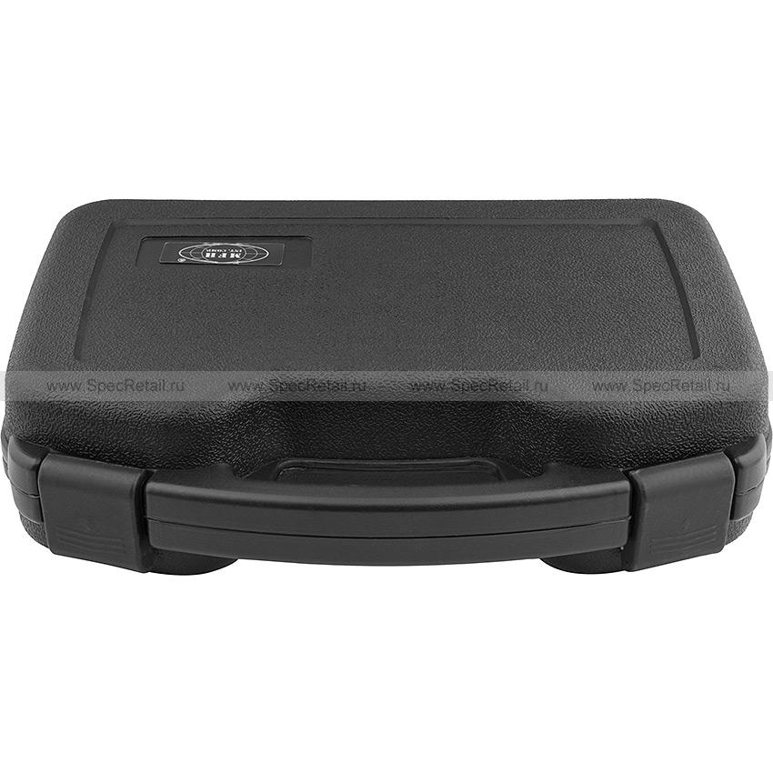 Пластиковый кейс для оружия, 34х27х8.7 см (Black)
