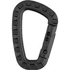 Карабин крепежный D-образный (Black)