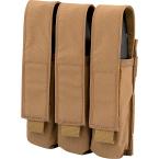 Тройной подсумок под магазины MP5/Витязь (Ars Arma) (Coyote Brown)