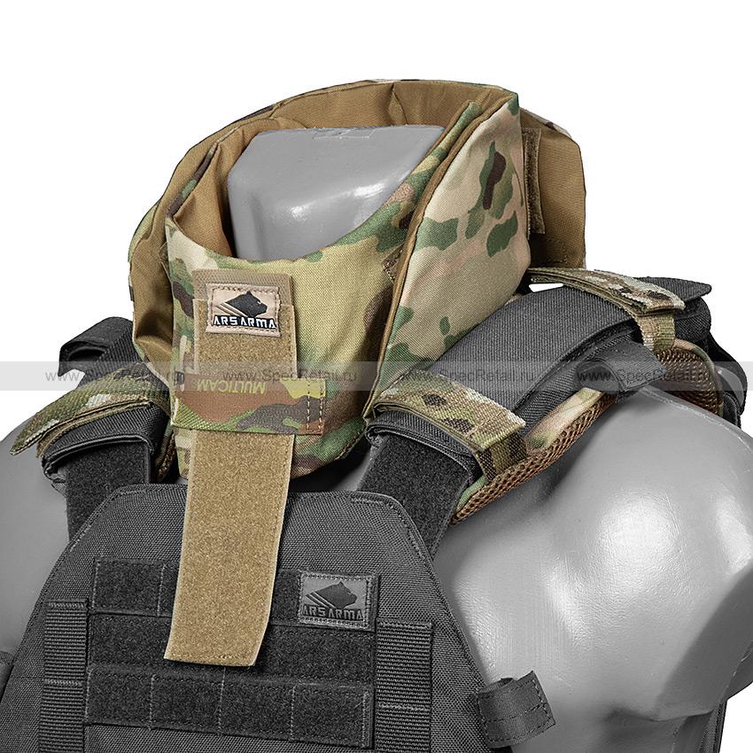 Модуль защиты шеи (Ars Arma) (Multicam)