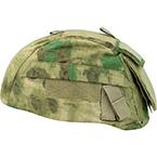 Универсальный чехол для шлема, с карманом (A-TACS FG)