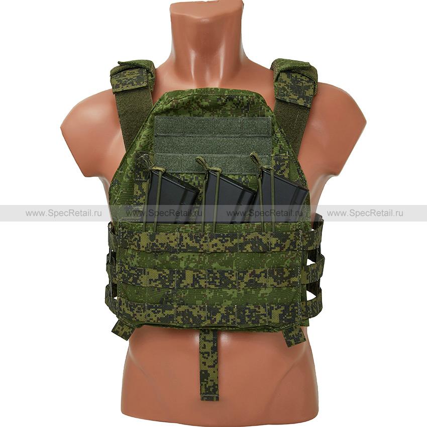 Чехол для бронежилета ЛБС (WARTECH) (Цифра РФ)