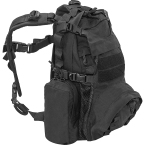 Рюкзак штурмовой AA-Eagle Beaver Tail Assault Pack/YOTE (Ars Arma) (Black)