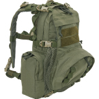 Рюкзак штурмовой AA-Eagle Beaver Tail Assault Pack/YOTE (Ars Arma) (Olive)