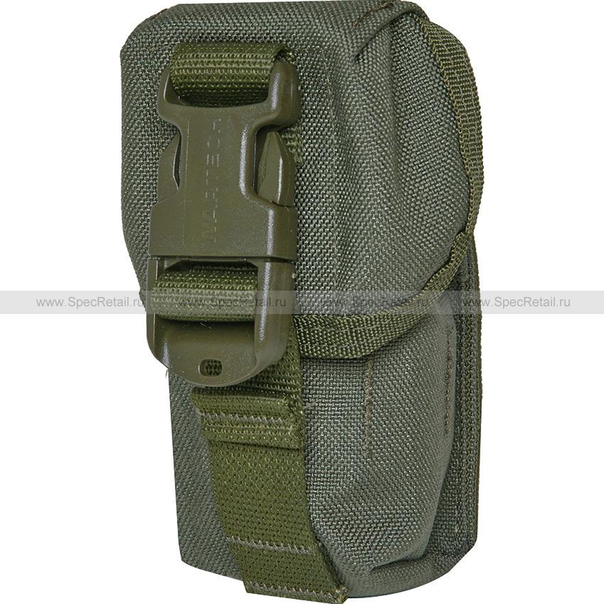 Подсумок гранатный под РГД/РГО, фастекс (WARTECH) (Olive)