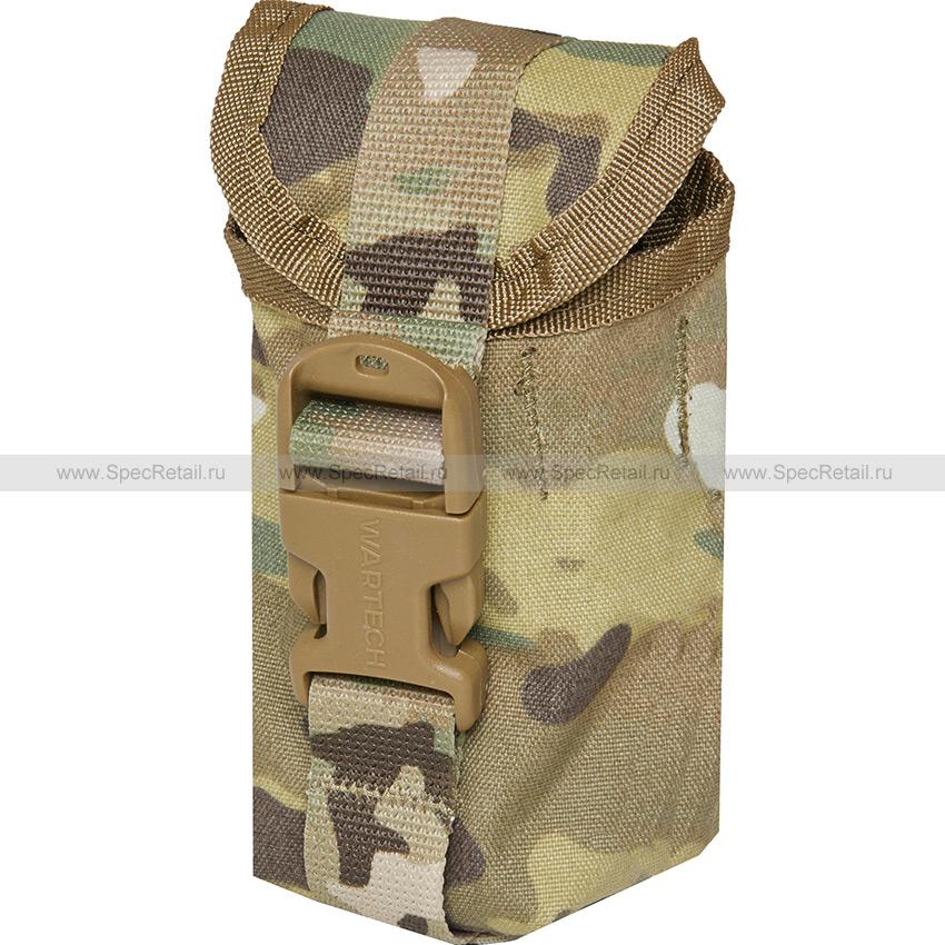 """Подсумок гранатный """"НАТО"""", фастекс (WARTECH) (Multicam)"""